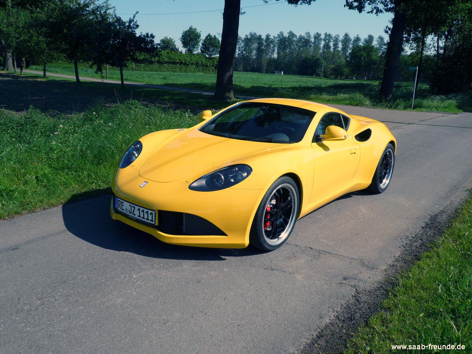 Artega GT 3,6 Ltr. V6