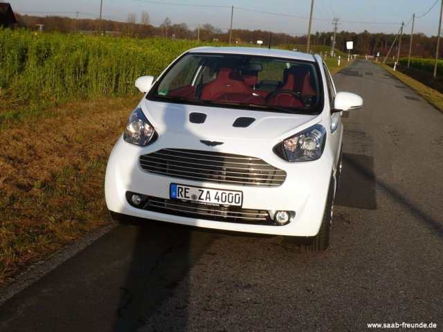 Aston Martin Cygnet 1,4 CVT High L