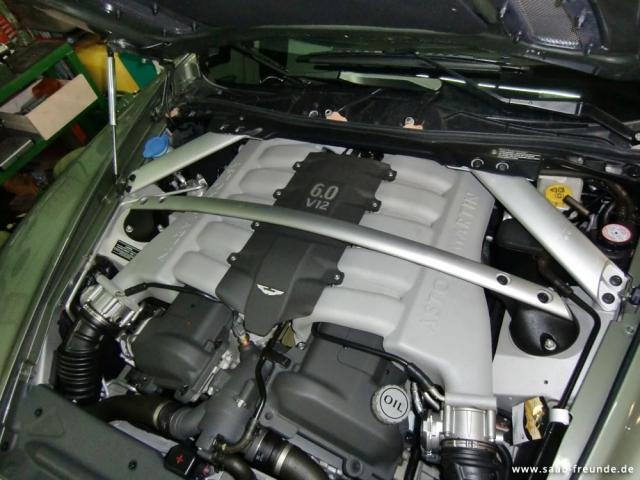 Aston Martin DB9 Volante 6,0 Ltr. V12 (15)
