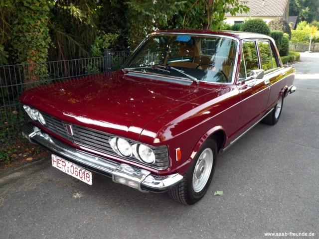 Fiat 130 Berlina 3200 V6 Bauj. 1973
