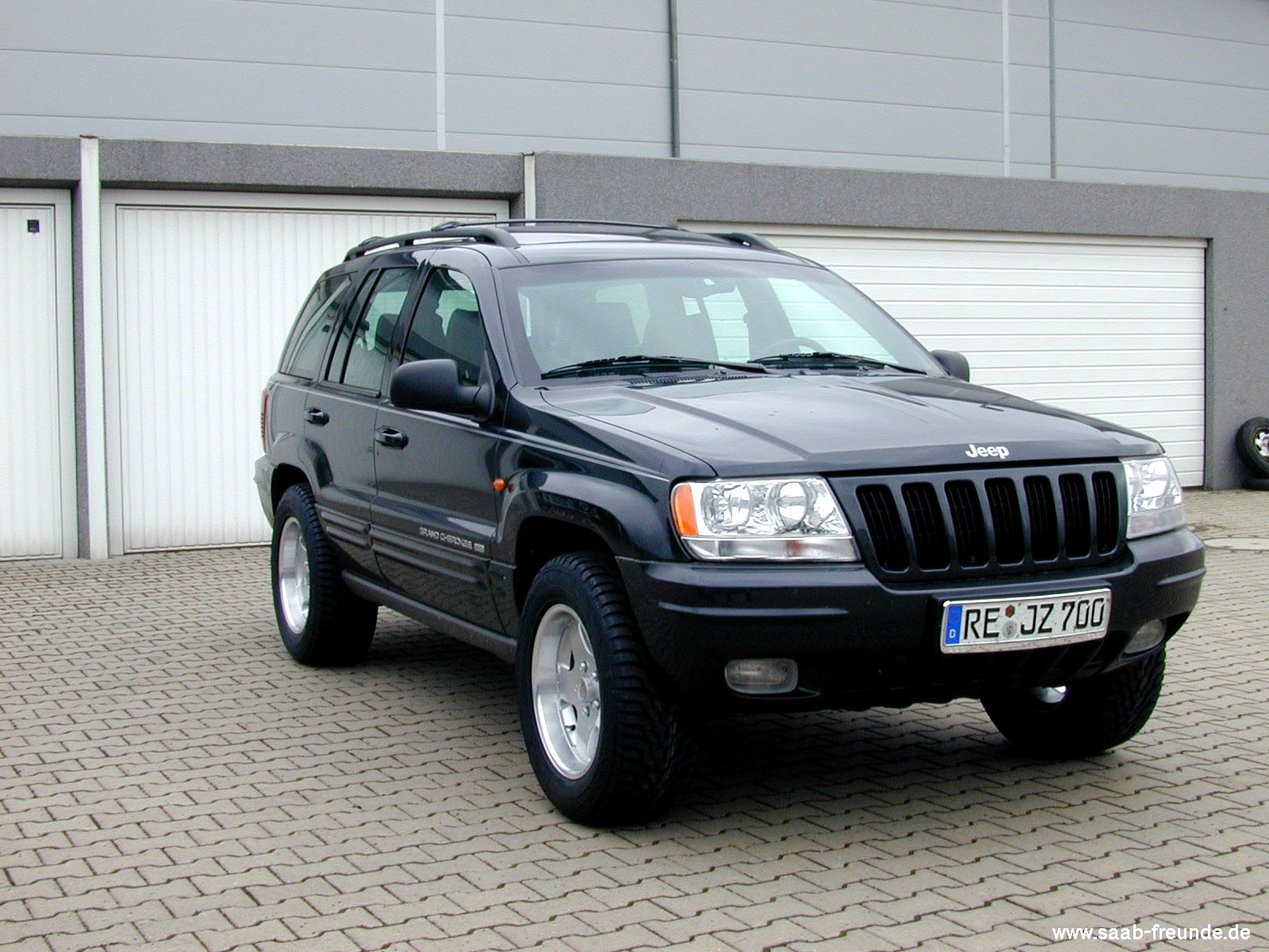 Jeep Grand Cherokee WJ 6,1 Ltr. V8
