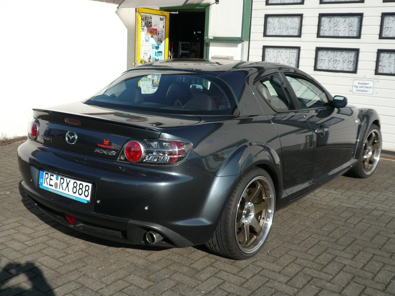 Mazda RX 8 40th Anniversary Rotary Engine (23)