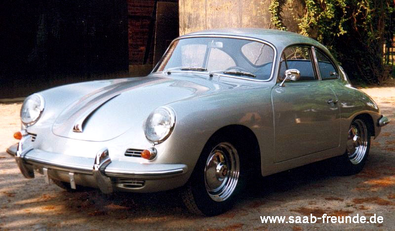 Porsche 356 B T Coupe