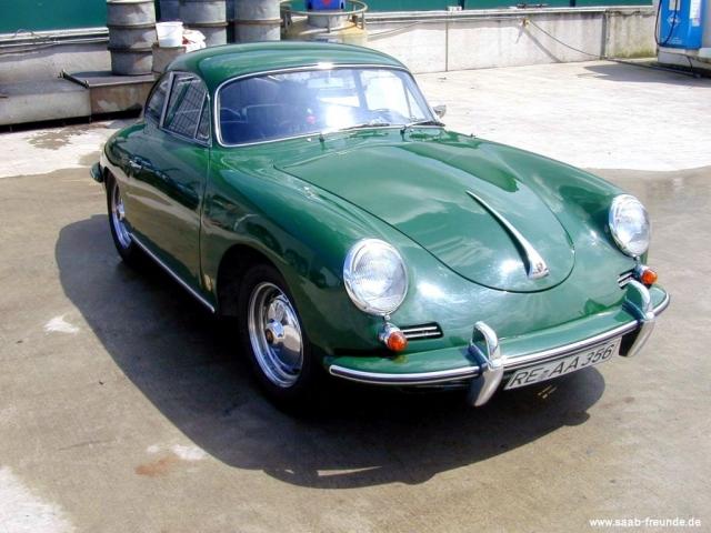 Porsche 356 B T5 1600 S Coupe