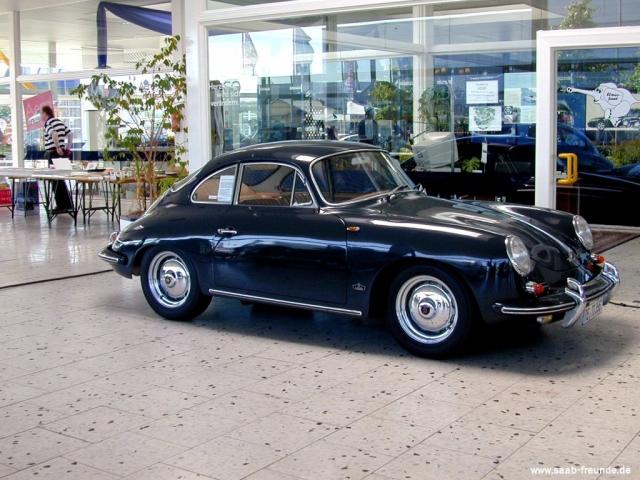 Porsche 356 B T6 Coupe