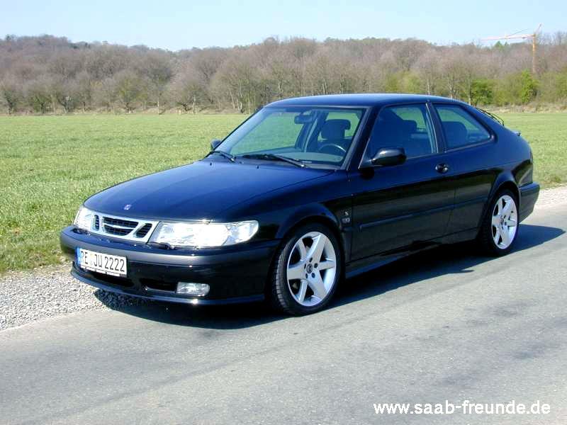 Saab 9-3 Tid Coupe
