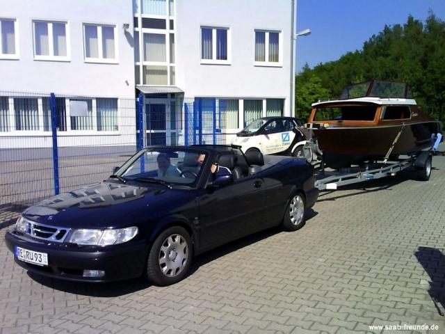 Saab 9-3 Turbo SE Cabrio