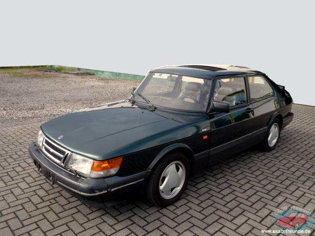Saab 900 Turbo 16 EP Bauj. 1992