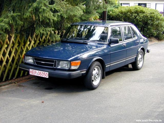 Saab 99 GL 5-Gang