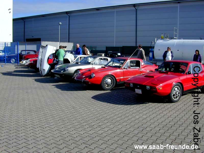 Saab Teilemarkt 2007