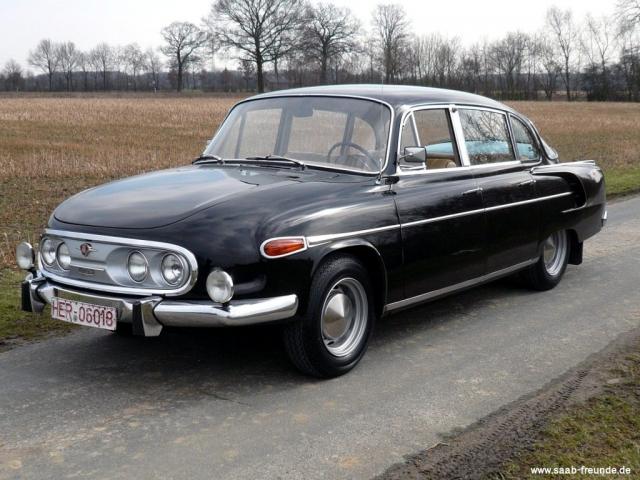 Tatra 603-2 V8