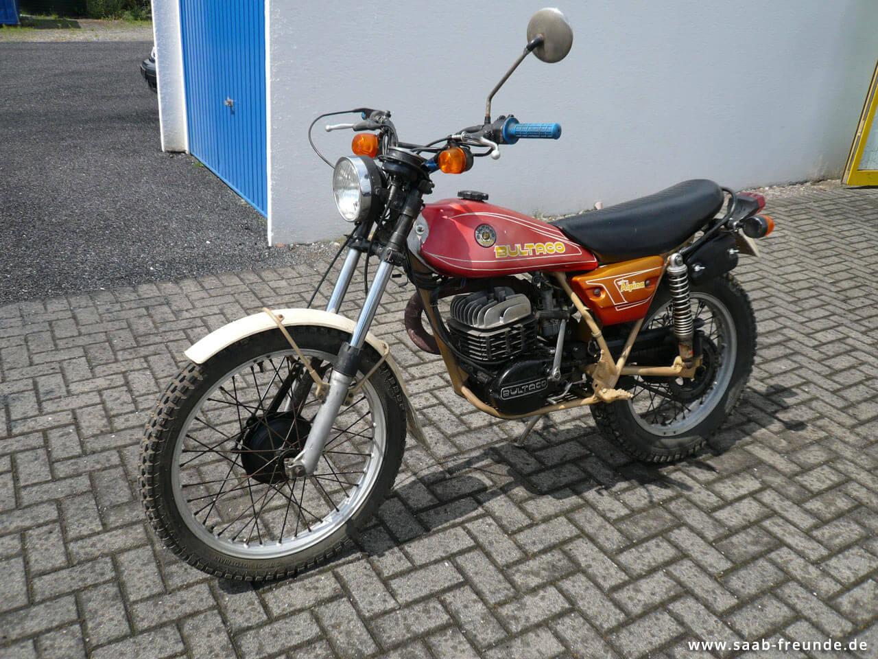 BULTACO Alpina 350 Enduro 1981