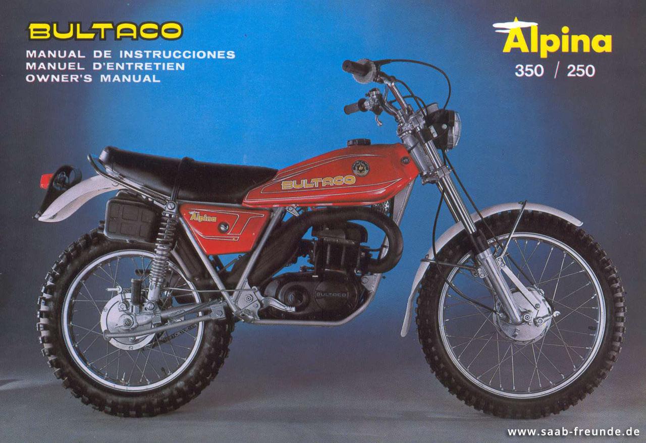 BULTACO Alpina 350 (5)