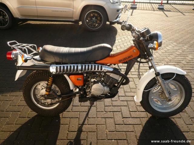 SUZUKI RV 125 Funbike