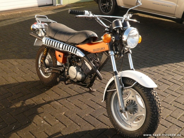 SUZUKI RV 125 Funbike (4)