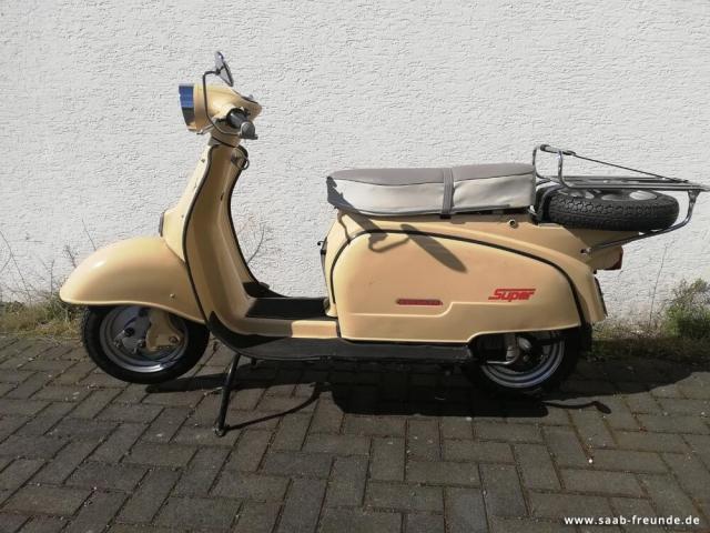 ZÜNDAPP R 50, Roller 1967