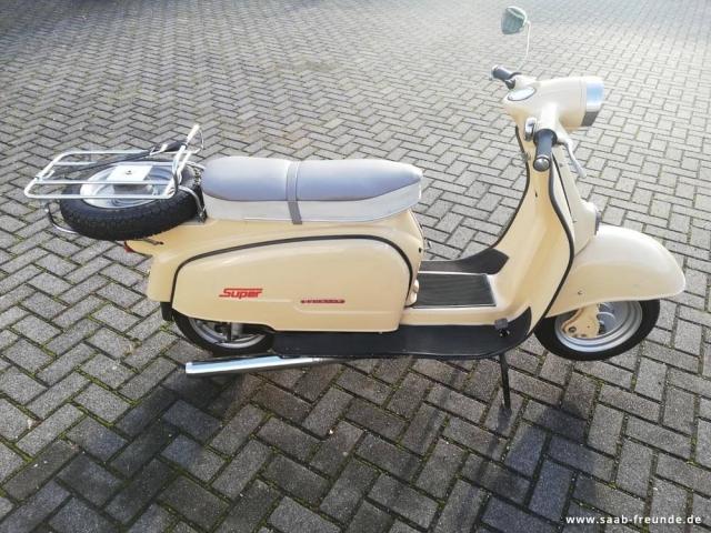 ZÜNDAPP R 50, Roller 1967 (2)