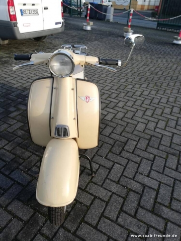 ZÜNDAPP R 50, Roller 1967 (3)