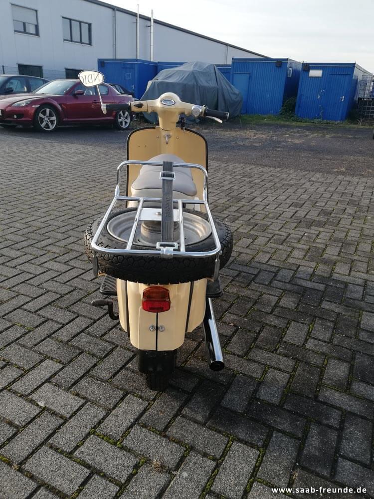 ZÜNDAPP R 50, Roller 1967 (4)