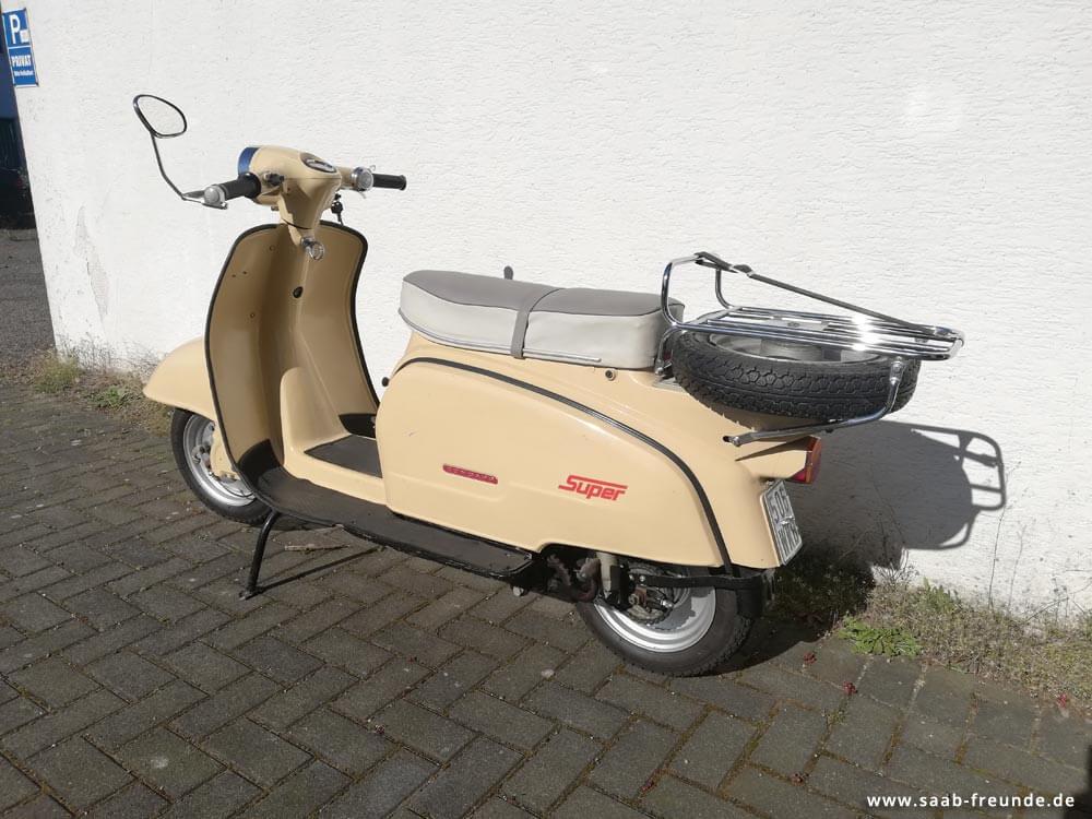 ZÜNDAPP R 50, Roller 1967 (5)