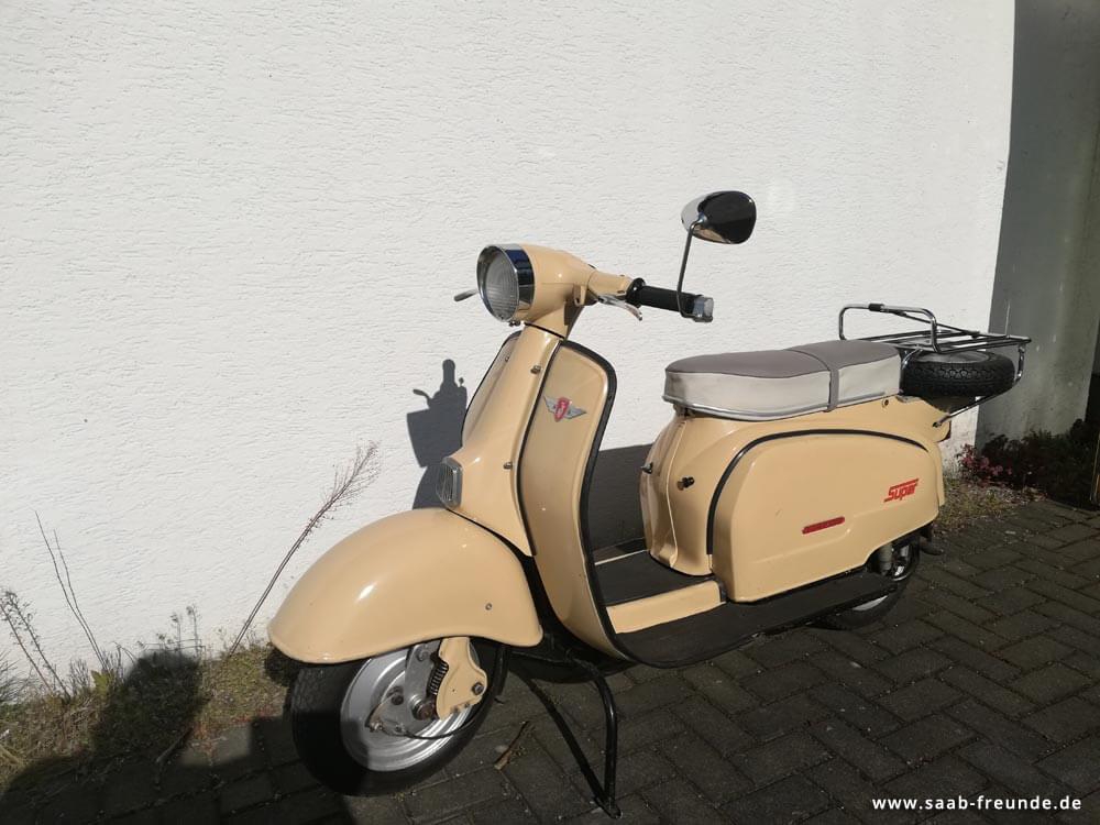 ZÜNDAPP R 50, Roller 1967 (6)