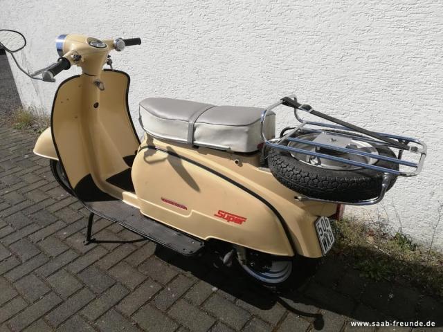 ZÜNDAPP R 50, Roller 1967 (7)