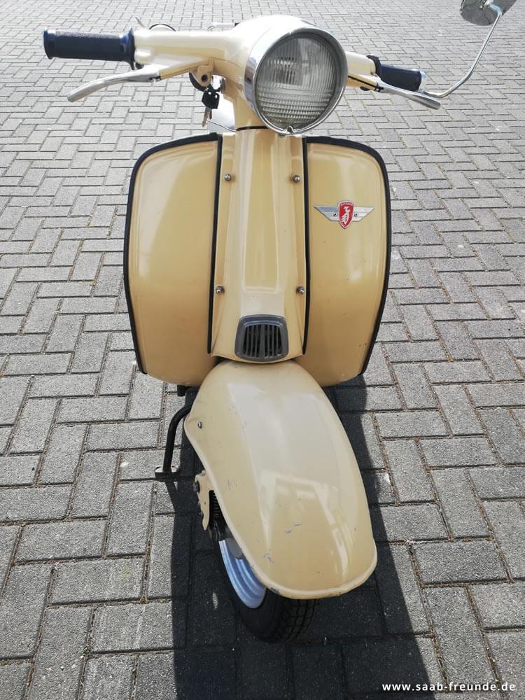 ZÜNDAPP R 50, Roller 1967 (8)