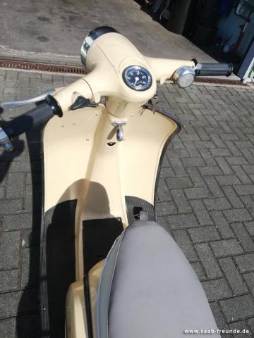 ZÜNDAPP R 50, Roller 1967 (9)