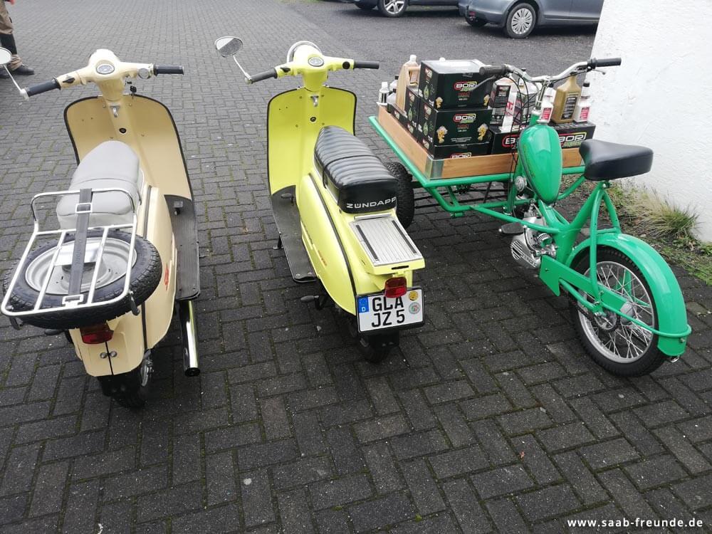 ZÜNDAPP R 50, Roller 1967 (10)