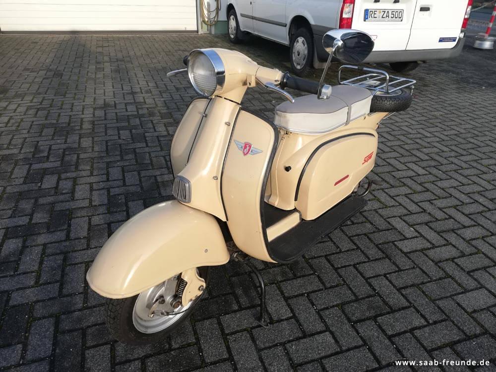 ZÜNDAPP R 50, Roller 1967 (12)