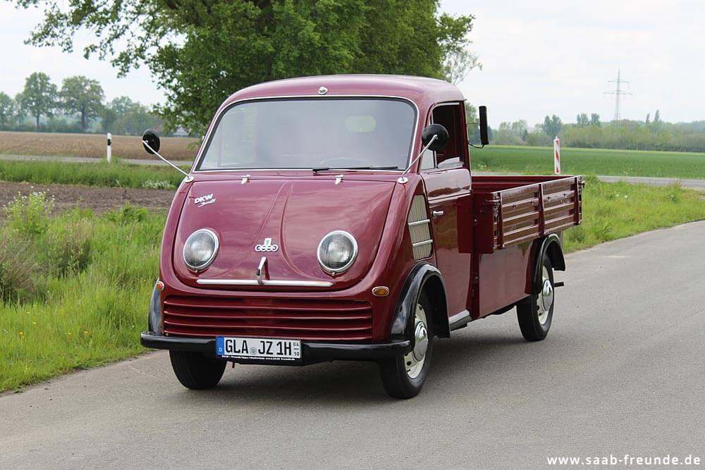 AUTO UNION,  DKW Schnellaster 3 = 6 ,  F 800/3 (01)