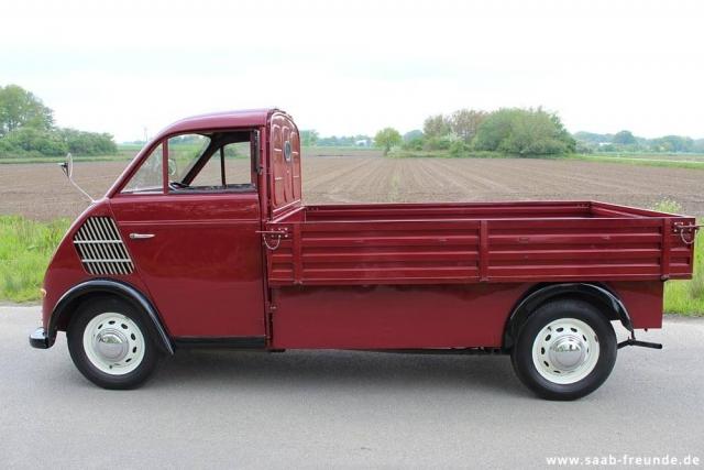 AUTO UNION,  DKW Schnellaster 3 = 6 ,  F 800/3 (03)