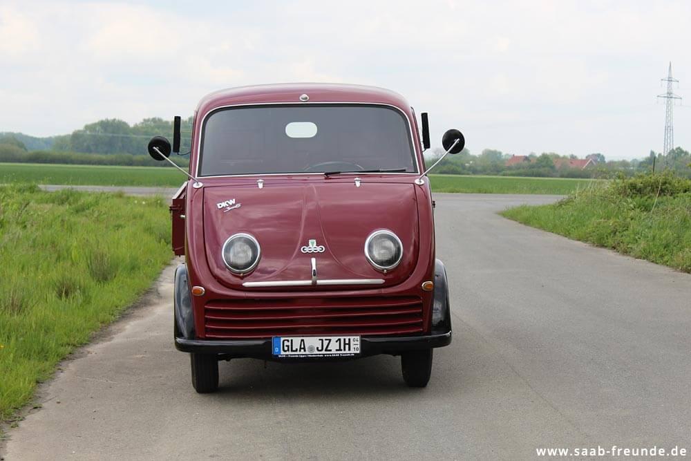 AUTO UNION,  DKW Schnellaster 3 = 6 ,  F 800/3 (05)