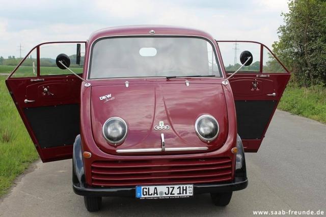 AUTO UNION,  DKW Schnellaster 3 = 6 ,  F 800/3 (11)