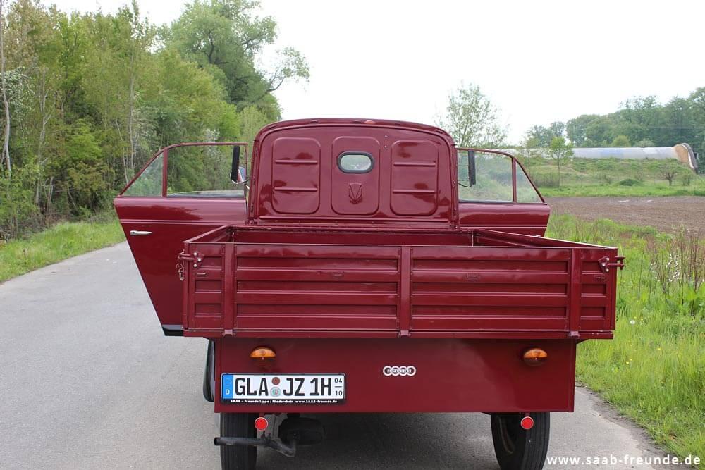 AUTO UNION,  DKW Schnellaster 3 = 6 ,  F 800/3 (13)