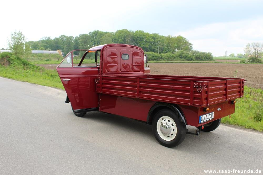 AUTO UNION,  DKW Schnellaster 3 = 6 ,  F 800/3 (14)