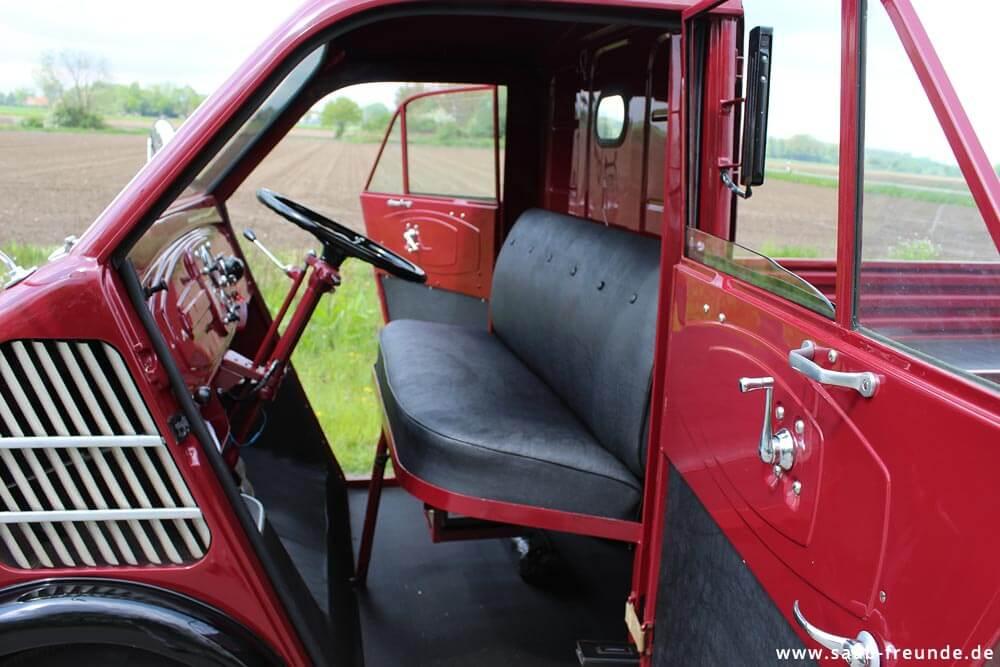 AUTO UNION,  DKW Schnellaster 3 = 6 ,  F 800/3 (17)