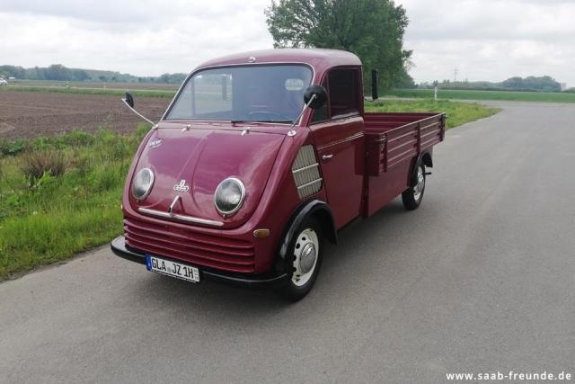 AUTO UNION,  DKW Schnellaster 3 = 6 ,  F 800/3 (32)