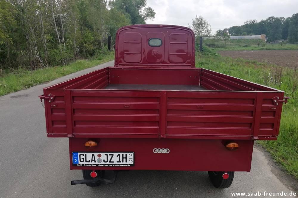AUTO UNION,  DKW Schnellaster 3 = 6 ,  F 800/3 (37)