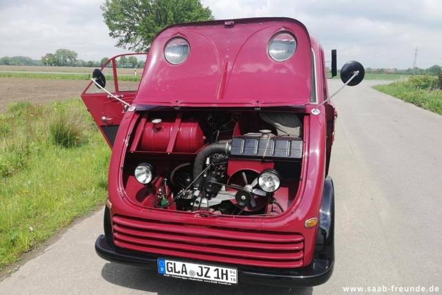 AUTO UNION,  DKW Schnellaster 3 = 6 ,  F 800/3 (41)
