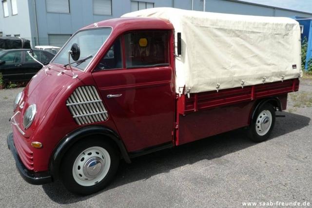 AUTO UNION,  DKW Schnellaster 3 = 6 ,  F 800/3 (46)