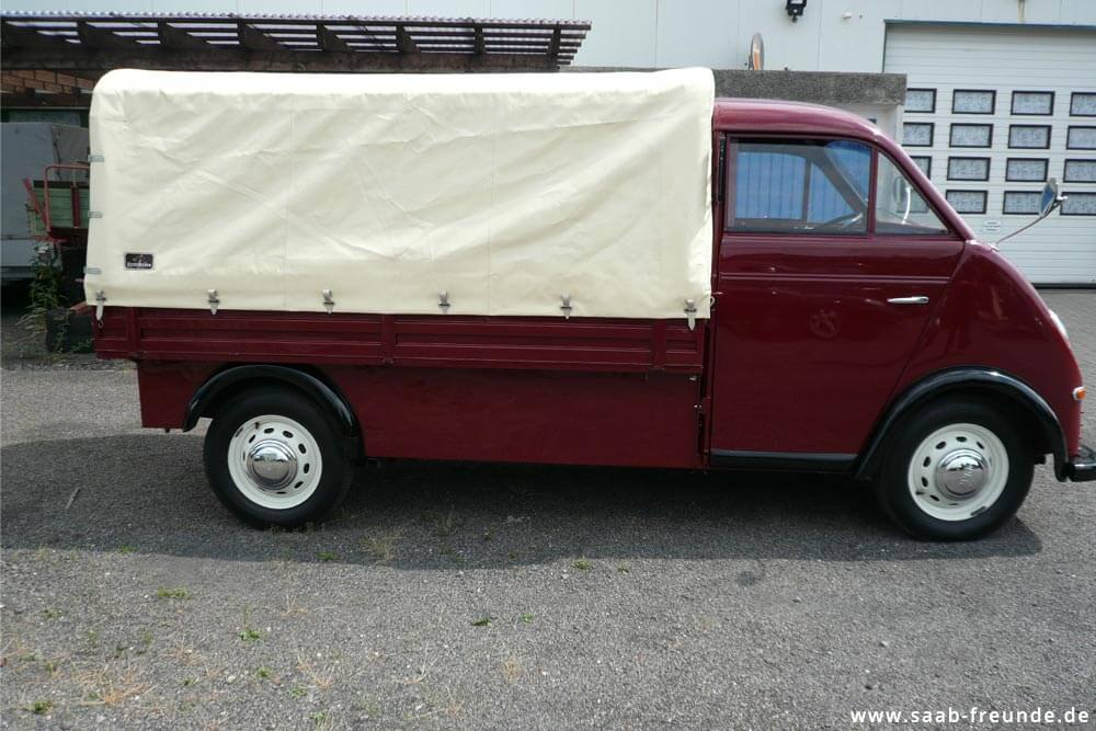AUTO UNION,  DKW Schnellaster 3 = 6 ,  F 800/3 (48)