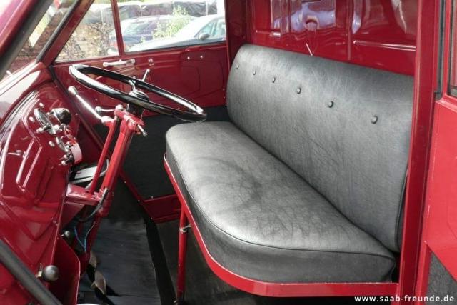 AUTO UNION,  DKW Schnellaster 3 = 6 ,  F 800/3 (49)